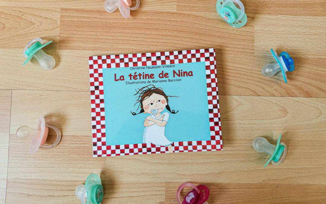 Livre : La tétine de Nina