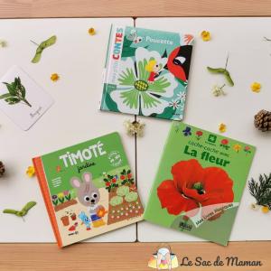 livres sur les fleurs