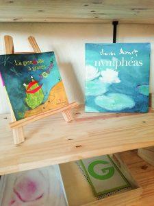 livres sur les grenouilles