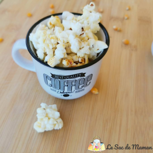 pop corn sac de maman