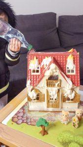 activité enfant incendie